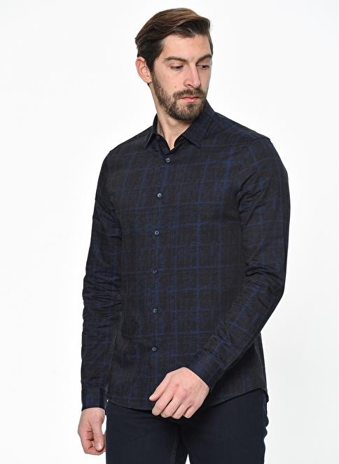 Calvin Klein Gömlek Lacivert